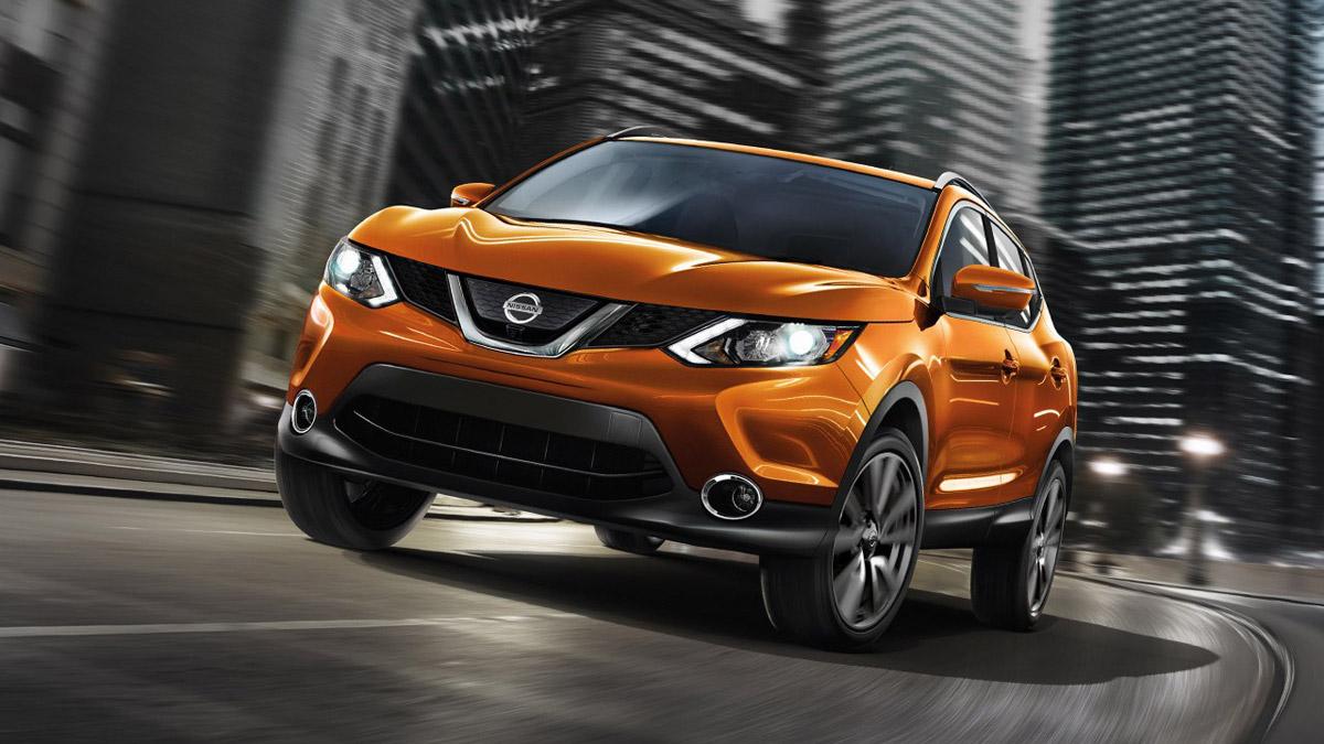 Встречайте новый Nissan X-Trail!
