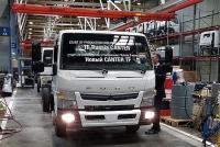 КАМАЗ и Daimler AG запустили производство нового Mitsubishi
